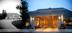 Nice entrance at King Valley Golf Club King City, Golf Clubs, Ontario, Entrance, Boston, Twins, Weddings, Mansions, Nice