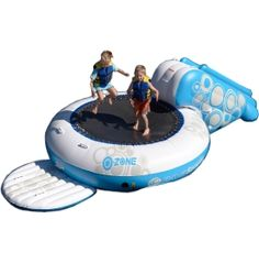 Learn more about Rave Sports O-Zone Plus Water Bouncer Package with our product video that provides all the specifications you need to make an informed purchase