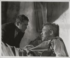 Ward Bond & Henry Fonda in MY DARLING CLEMENTINE
