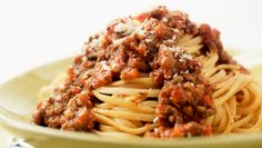 """Miami Dolphins' legendary quarterback Dan Marino says his Bolognese sauce is so good that you can """"Forget the pasta, all you need is a spoon!"""""""