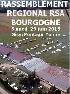 Rassemblement régional RSA Bourgogne 2013 à Pont sur Yonne. Le samedi 29 juin 2013 à Pont sur Yonne.