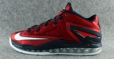 Nike Lebron 11 Low Independance Day