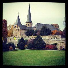 Fulda, Germany St. Michaels church