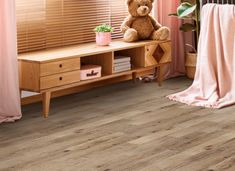 Get inspired by beautiful examples of our luxury vinyl flooring, learn about design trends, how to transform a room and more from flooring experts at COREtec. Coretec Flooring, Plank Tile Flooring, Cozy Nook, Luxury Vinyl Plank, Diy Furniture Projects, Black Walls, Living Room Modern, Home Decor, Log Burner