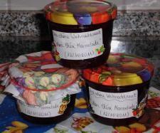 Rezept Mon Cheri Marmelade von Brownie - Rezept der Kategorie Saucen/Dips/Brotaufstriche