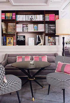 VINTAGE & CHIC: decoración vintage para tu casa [] vintage home decor: diciembre 2009