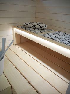 Sauna / lauteet