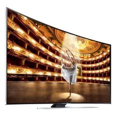 "Samsung UN65HU9000 Curved 65"" Inch 4K Ultra HD 120Hz 3D Smart LED TV 51% off! #ad #deals #smarttv #4k"