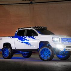 76 best cool truck paint jobs images cool trucks, truck paint jobs Custom Truck Paint Schemes image result for white truck with custom paint