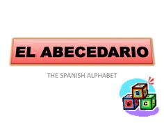 El abecedario by Seema Sumod via slideshare