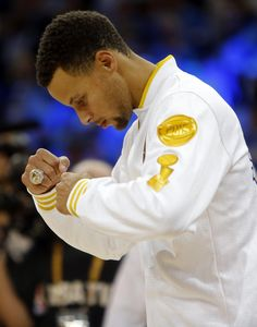Inside the making of the Warriors' championship rings Curry Warriors, Warriors Stephen Curry, Nba Rings, Nba Championship Rings, Wardell Stephen Curry, Best Nba Players, Stephen Curry Pictures, Human Torch