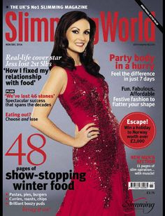 Slimming World is the UK's best-selling weight-loss magazine. It's packed with healthy recipes, real-life success stories and expert advice to help you slim down and maintain your ideal shape for life. Life Cover, Ideal Shape, Star Party, How To Slim Down, Slimming World, Festival Fashion, Glamour, Formal Dresses, Lace