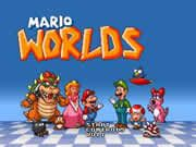 Download Game - Mario Worlds