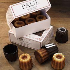 PAUL : Boulangerie et Pâtisserie Française depuis 1889 - Cannelé