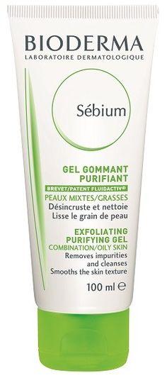 Bioderma Sebium Exfoliating Gel
