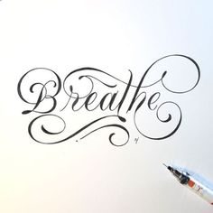 Work by @novia_jonatan #typography #betype #lettering...