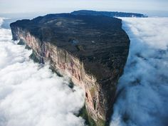 MOUNT RORAIMA, VENEZUELA -South America's 12 countries cover a lot of ground, and are just about as varied as it gets.
