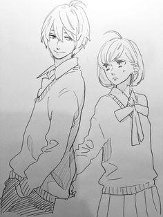 YAMAMORI Mika sketch / Yuyuka x Togyu