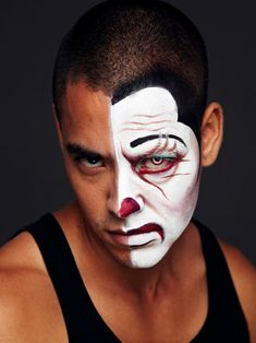 Fantasy   Halloween   Theatrical   Character   Costume Makeup