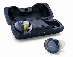 BOSEが同社初となる左右完全分離型Bluetoothワイヤレスイヤホン SoundSport Free Wireless Headphonesを発表しました。 価格は249.99ドル(約2万8000円)で10月上旬に発売となります。 その名の通り、スポーツ向けにデザインされたイヤホンで、IPX4相当の防水仕様。雨...