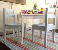 table and chairs for kids ergonimic office 22 best diy kid images i would love this in the kitchen while cook can sit