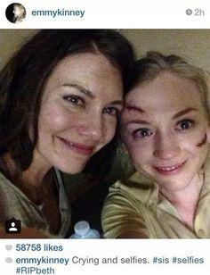 Maggy & Beth