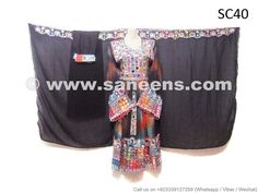 Afghan Fashion Dress New Design Kuchi Wedding Apparel Tribal Mirrors Embroidered Clothes - Saneens Online Store