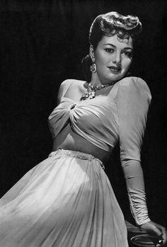 Olivia de Havilland, por George Hurrell