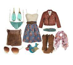 boho, hippe, love, summer, girl, girls, cute, look, dress, boots, spring