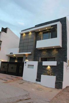 Modern House Design   By Midtown Homes- 5 marla House  