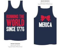 July 4th tank top!