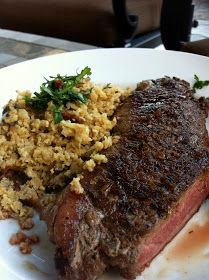 Jen's Gone Paleo: Pork-Fried Rice (well...cauliflower, actually)