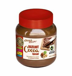 Natural Nectar Natural ChocoDream, Belgian Cocoa Spread with Hazelnuts, 12.3-Ounce Glass Jars (Pack of 3) - http://bestchocolateshop.com/natural-nectar-natural-chocodream-belgian-cocoa-spread-with-hazelnuts-12-3-ounce-glass-jars-pack-of-3/