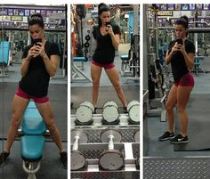 Bodybuilding.com - Live And Learn: A Day In The Fitness Life Of Lindsey Renee leg workout meal plan
