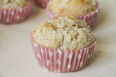 Krebsen und Aluette: Kokosmuffins