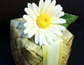 Daisy Wedding Favor Box