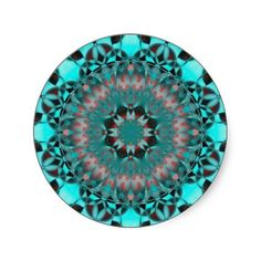 Spruce up any event with spectacular stickers Pattern from Zazzle. Decorative Plates, Stickers, Pattern, Color, Design, Home Decor, Colour, Sticker, Interior Design