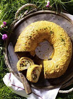 Unser beliebtes Rezept für Brotring mit Käse, Lauch und Speck und mehr als 55.000 weitere kostenlose Rezepte auf LECKER.de.