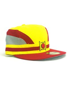 588eebc7a18 New Era Colossus 59fifty Custom Fitted Hat Size 6 7 8 X-Men Classic