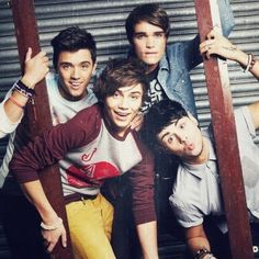 Union J. What's up with the UK X-Factor producing such good looking boy bands? British Things, British Boys, Josh Cuthbert, George Shelley, Nick Grimshaw, Celebrity Singers, Cher Lloyd, Famous Singers, Celebs