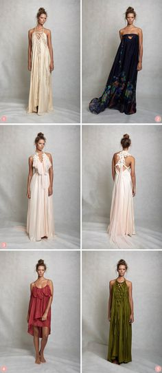 Lisa Brown Bridesmaid Dresses | The Bride's Tree - Sunshine Coast Wedding