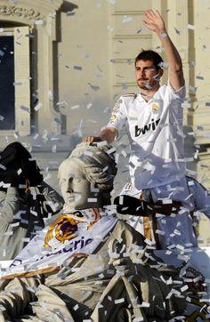 """""""Nunca os podré olvidar y allá donde vaya, seguiré gritando ¡Hala Madrid!"""""""