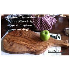 #Käsebrett oder #Servierbrett in #Naturform aus #Olivenholz #Holz