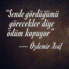 Özdemir Asaf...