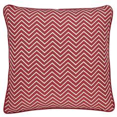 Red Creek Cushion | Cushions | Darlings of Chelsea