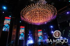 Bamboo Miami Beach customized for private events:: Aaron Maybin Art Show- w/ music by DJ Efeezy — at Bamboo Miami Beach. Miami Beach, Dj, Bamboo, Events, Music, Musica, Musik, Muziek, Music Activities