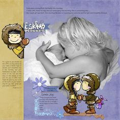 Story Series - Eskimo Adventures Kit The Eskimo Adventures is the fourth part of our Story series. Kit, Whimsical, How To Draw Hands, Scrapbook, Adventure, Shop, Movie Posters, Design