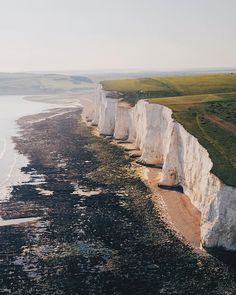 """urbanissues: """"wanderlog: """"Cuckmere Haven """" vertical landscapes """" Tumblr Photography, Outdoor Photography, Photography Tips, Digital Photography, Nature Photography, The Places Youll Go, Places To Visit, Scenery Pictures, Banff National Park"""