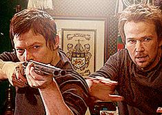 Flandus - Norman Reedus and Sean Patrick Flanery - MacManus Brothers
