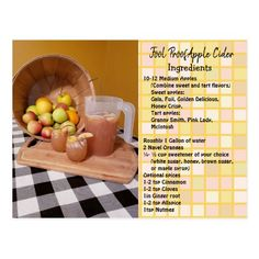 Fool Proof Apple Cider Recipe Card natural redhead balayage, redhead kids, character inspiration redhead #redhead #redheaded #redheadwitch, back to school, aesthetic wallpaper, y2k fashion Natural Redhead, Apple Recipes, Recipe Cards, Postcard Size, Apple Cider, Keep It Cleaner, Food To Make, The Fool, Homemade